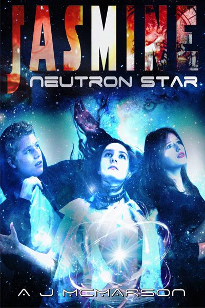Jasmine Neutron Star by AJ McMarson